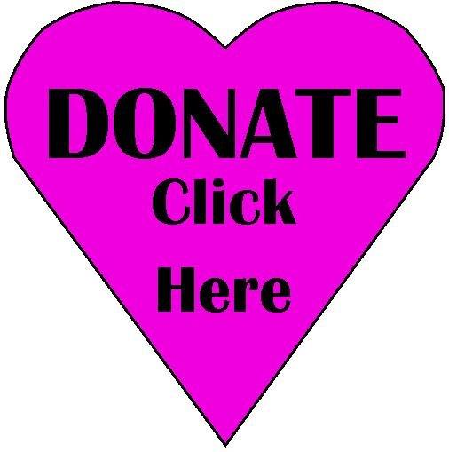 Donate click here heart